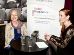 Politicko-společenský rozhovor s Táňou Fischerovou